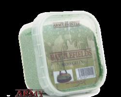Battlefield moss green