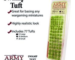 Swamp tufts
