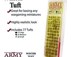 Winter tufts