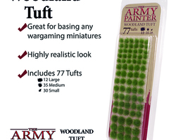 Woodland tufts