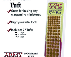 Mountain tufts