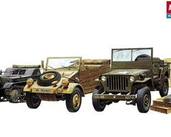 WW2 Vehicle set