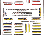 1/72 Nap. Prussian lancers (3)
