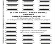 1/72 Nap. Prussian lancers (5)