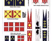 1/72 100YW Agincourt French army (1)