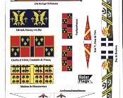 1/72 100YW Agincourt French army (2)