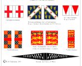 1/72 100YW Crecy English army (1)