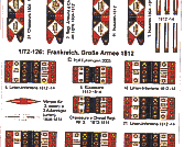 1/72 Nap. French Grand Army 1812 (4)