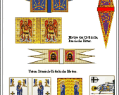 28mm Banners of the Holy church