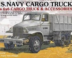 WW2 US Cargo truck