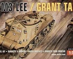 WW2 Lee/Grant tank