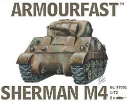 US Sherman M4 tank