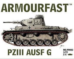 German Panzer III Ausf G