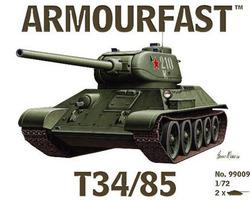 Soviet T34/85 tank