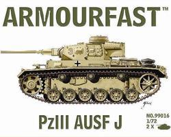 German Panzer III Ausf J