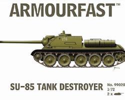 Soviet SU-85