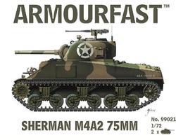 US Sherman M4A2 tank