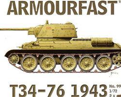 Soviet T34/76 tank 1943