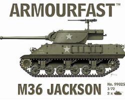 US M36 Jackson tankdestroyer