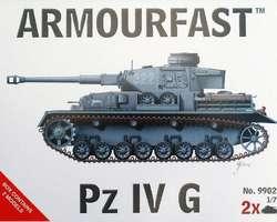 German Panzer IV Ausf G tank