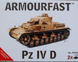 German Panzer IV Ausf D tank