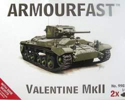 British Valentine Mk2 tank