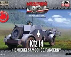 German Kfz 14 Armoured car