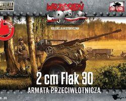 German Flak 30 2cm gun