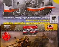 Polish Bofors 40mm AA gun