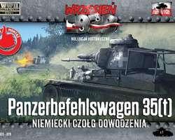 German Befehlswagen 35(t) command tank
