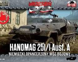 German SdKfz 251/1 Ausf A halftrack