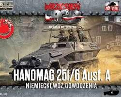 German SdKfz 251/6 Ausf A halftrack