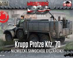 German Kfz 70 Krupp protze