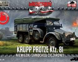 German Kfz 81 Krupp protze