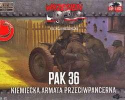 German PAK36 gun 1939
