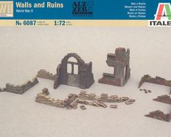 Walls and Ruins set 1