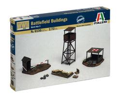 Balltefield buildings