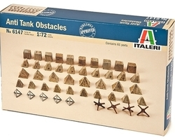Anti tank obstacles