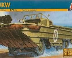 US DUKW amphibious truck