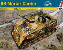 US M106 mortar carrier