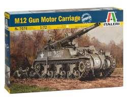 US M12 Gun Motor Carriage