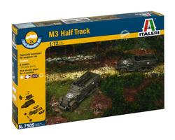 US M3A1 Halftracks (2x) Quick build