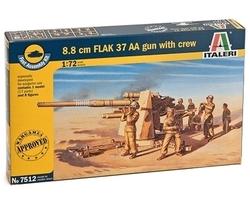German 88mm Flak gun Quick build