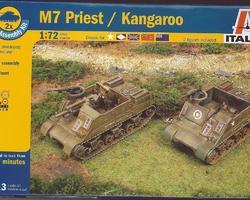 US M7 Priest / Kangaroo Quick build