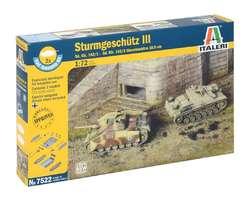 German StuG III Ausf G (2x) Quick build