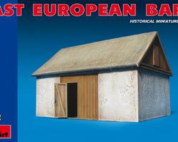 East European barn
