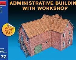 Administative building
