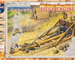 Medieval Siege engines set 1