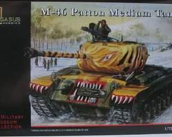 US M46 Patton tank