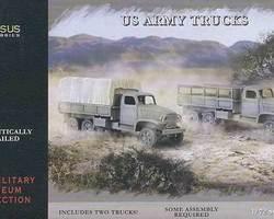 US army trucks (2x) Quick build